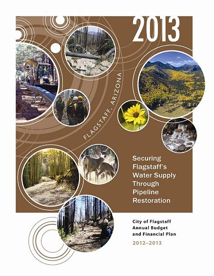 2013 City of Flagstaff Annual Budget and Financial Plan (PDF)
