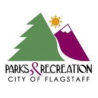 Parks and Recreation City of Flagstaff logo