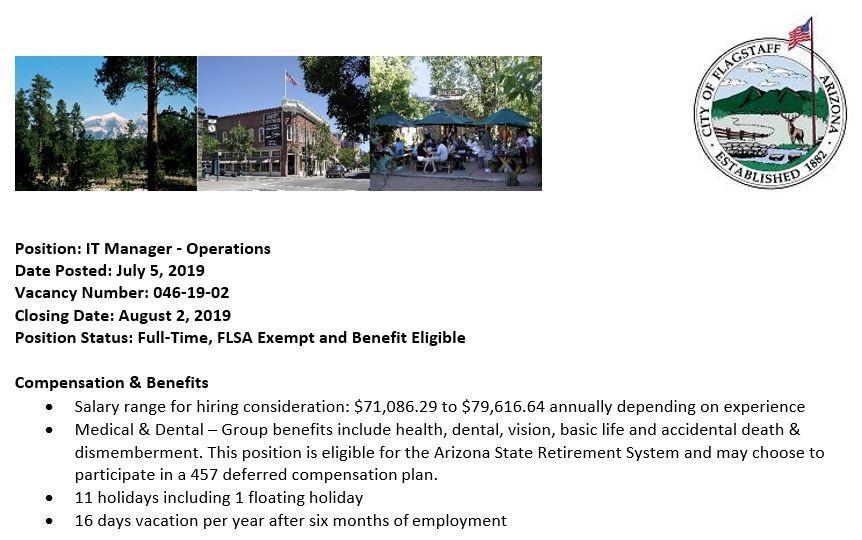 City of Flagstaff Official Website