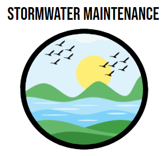 Stormwater Maintenance Icon