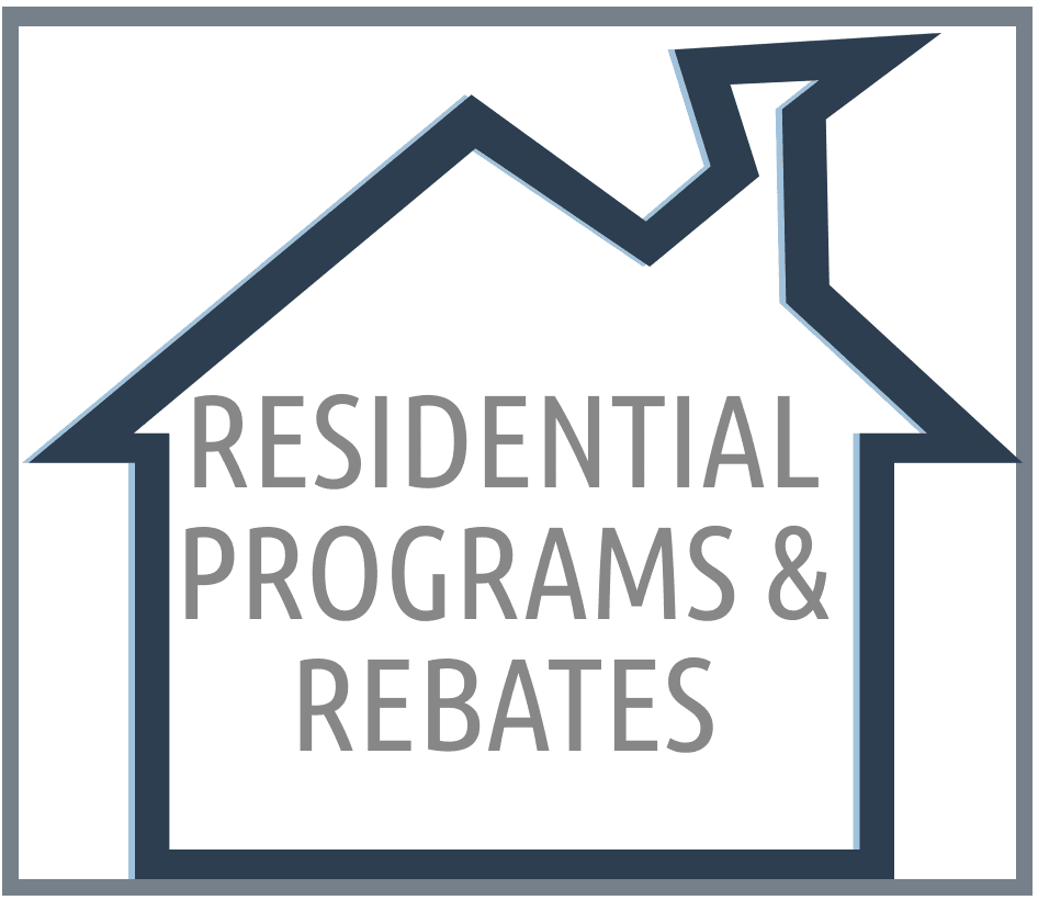 Residential Programs and Rebates